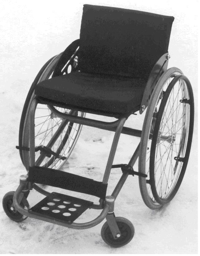 Инвалидная коляска активного