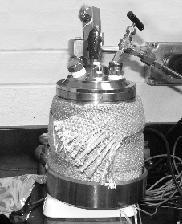 Environmental Pressure Vessel