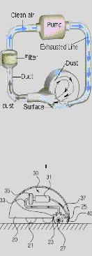 airflow vacuum